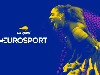 Eurosport - Campagne US Open